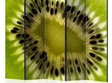 Paraván - fruits: kiwi II [Room Dividers]